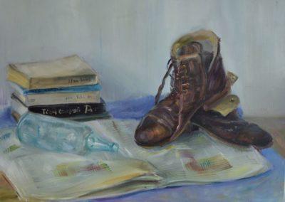 Buty van Gogha Michał Czuba-min