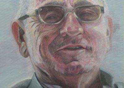 Portret Ojca Izabela Bujak-min