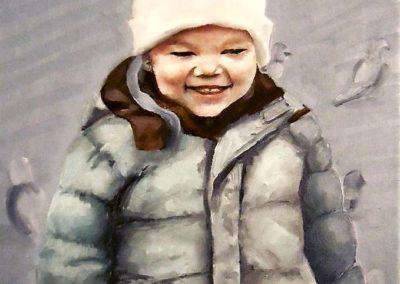 Portret brata Agnieszka Nowacka-min