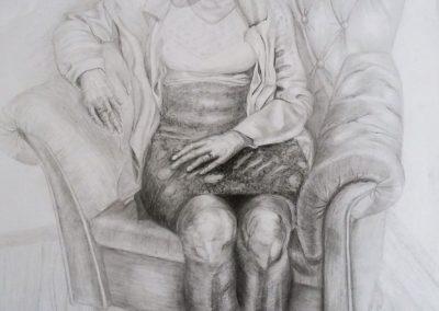 Portret mamy Julia Tazbir-min