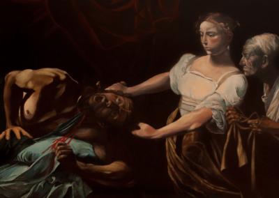 Rozmowa z Caravaggio Joanna Białkowska-min