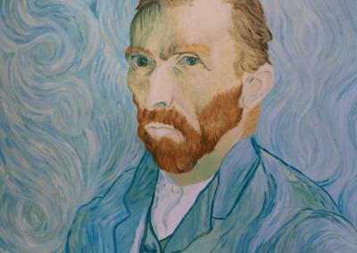 Rozmowa z Van Goghiem Paulina Januszewska-min